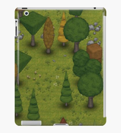 TownCraft Forest iPad Case iPad Case/Skin