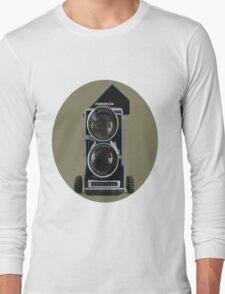 MAMIYA 3CC PROFESSIONAL CAMERA TEE SHIRT Long Sleeve T-Shirt