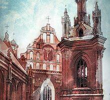 Vilnius by Arthur Gapanovich
