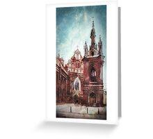 Vilnius Greeting Card