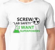 Screw Lab Safety Unisex T-Shirt