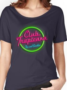 Club Tropicana Women's Relaxed Fit T-Shirt