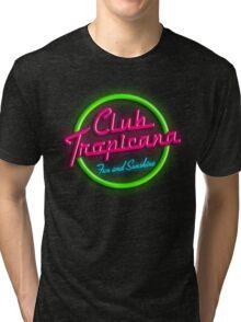 Club Tropicana Tri-blend T-Shirt