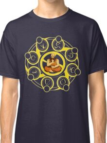 Diablo 3 Monk meditating Classic T-Shirt