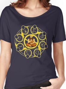 Diablo 3 Monk meditating Women's Relaxed Fit T-Shirt