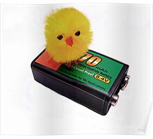 Battery Chick Poster