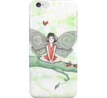 Ladybug Fairy iPhone Case/Skin