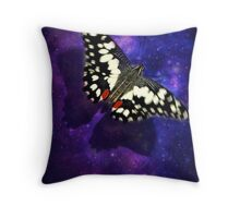 Fly, Fly, Fly Away Throw Pillow