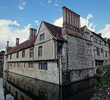 Ightham Mote by Ludwig Wagner