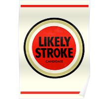 Likely Stroke Poster
