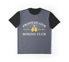 Front Street Gym Boxing Club PA. Graphic T-Shirt