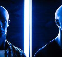 Blue Brothers by Sotiris Filippou