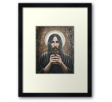 Your Will Be Done Framed Print