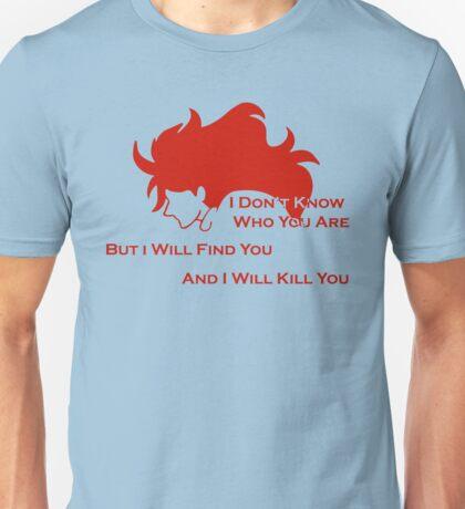 Taken Ponyo Unisex T-Shirt