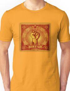 Revolution#1-Rise Up- Unisex T-Shirt