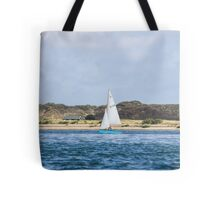 Toy Boat Tote Bag