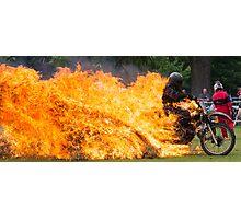 Fire Queen Photographic Print