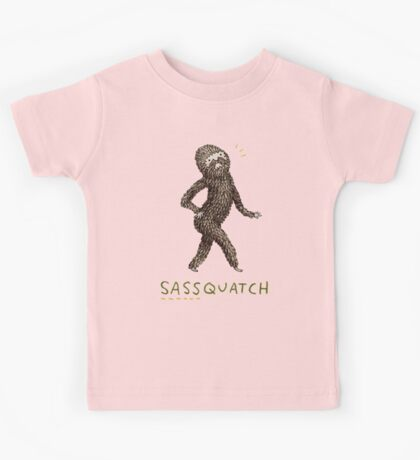 Sassquatch Kids Tee