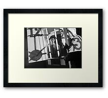 Out of Hours. No. 2 Framed Print