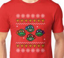 Christmas Teenage Mutant Ninja Turtles Unisex T-Shirt