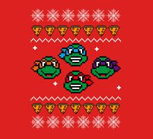 Christmas Teenage Mutant Ninja Turtles Unisex T-Shirt