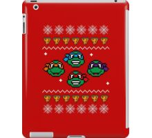 Christmas Teenage Mutant Ninja Turtles iPad Case/Skin