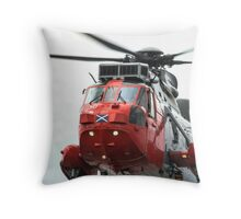 'Rescue 177' Throw Pillow
