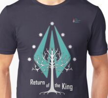 Return of the King - Kimi Raikkonen Unisex T-Shirt
