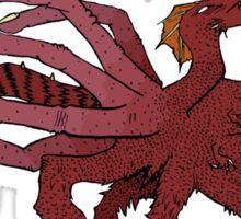 Hydra Dragon Sticker