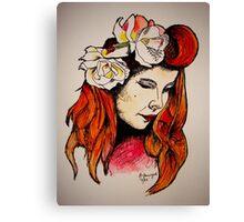 Paloma Faith Canvas Print