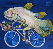Coelacanth by Ellen Marcus