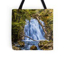 waterfall cadair idris Tote Bag