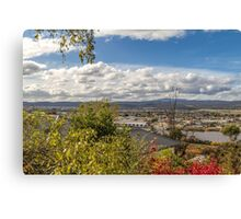 Launceston, Tasmania, Australia Canvas Print
