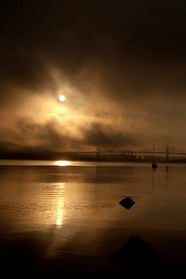 Portrait of a Sunrise by Caites
