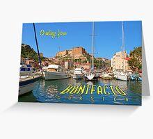 Bonifacio Greeting Card