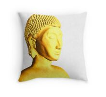 The Buddha by Pierre Blanchard Throw Pillow