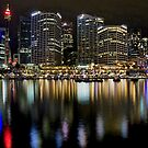 City lights by Chris Brunton
