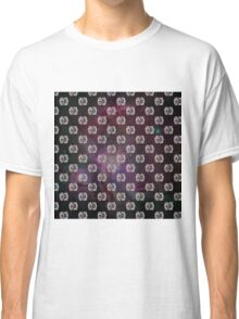 Tie Fighter - Star Wars Inspired Galaxy Pattern Classic T-Shirt