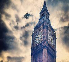 Big City Sky by HopeWontFade