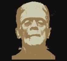 Frankenstein brown Kids Clothes