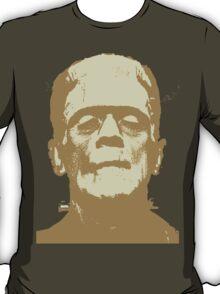 Frankenstein brown T-Shirt