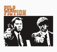 Pulp Fiction - shadows by kazkami
