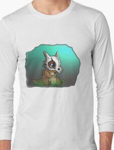 Cute Cubone Long Sleeve T-Shirt