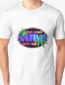 Sativa marijuana  T-Shirt