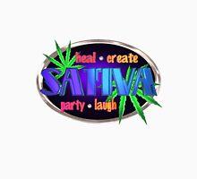Sativa marijuana  Unisex T-Shirt