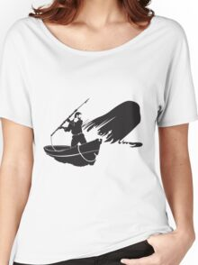 Moby Dick - Achab Women's Relaxed Fit T-Shirt