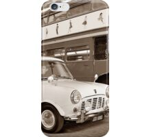 Mini van  iPhone Case/Skin