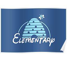 Elementary Poster