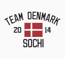 Team Denmark - Sochi 2014 by monkeybrain