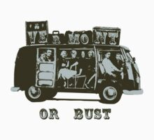 Vermont Or Bust! Kids Clothes